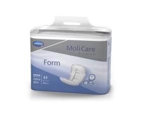 MoliCare Premium Form extra plus σερβιέτες ακράτειας, 6 σταγόνες συσκευασία 30 τεμαχίων.