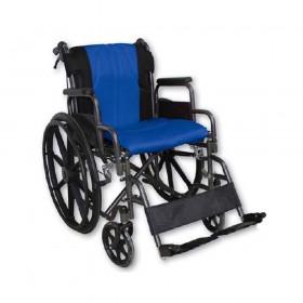 Αναπηρικό αμαξίδιο σειρά Golden, Μπλε-Κόκκινο-Πορτοκάλι