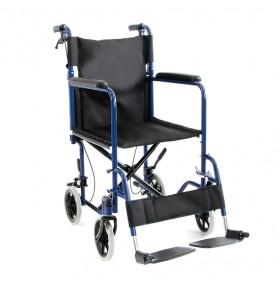 Αναπηρικό Αμαξίδιο Με Φρένα Συνοδού 09-2-036 | VT202