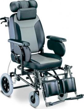 Αναπηρικό Αμαξίδιο Ειδικού Τύπου Reclining Με Μεσαίους Τροχούς 0808837