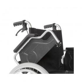 Αμαξίδιο Αλουμινίου Με Φρένα Συνοδού 09-2-032