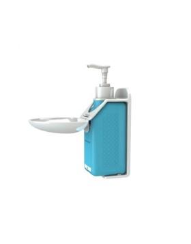 Επιτοιχια Βαση Wall holder Plus με πιατάκι - 500 ml