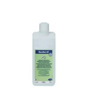 Bacillol® AF. Απολυμαντικό Επιφανειών. Συσκευασία 1 λίτρο με αντλία ψεκασμού.
