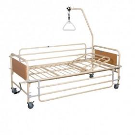 Νοσοκομειακό κρεβάτι με μία μανιβέλα KN 200.1F econ