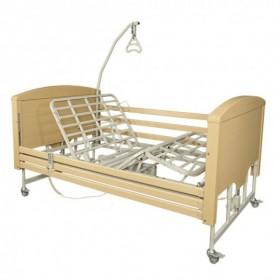 VITA Νοσοκομειακό ηλεκτροκίνητο κρεβάτι ημίδιπλο Βαρέως Τύπου V-PLUS 10-2-190