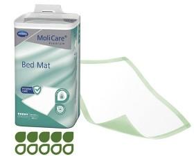 MoliCare® Premium Bed Mat υποσέντονο μίας χρήσης 5 σταγόνων. Συσκευασία 30 τεμαχίων