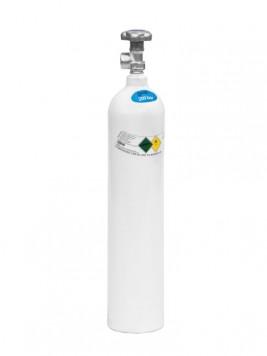Φιάλες Χαλύβδινες Ιατρικού Οξυγόνου με Κλείστρο – Στρόφιγγα 25Ε 10 λίτρων